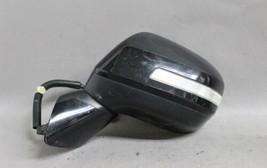 12 13 14 15 Honda Civic Hybrid Left Power Black Door Mirror W/TURN Signal Oem - $112.01