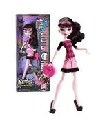 Monster High Doll Draculaura Scaris City of Frights NIB - $16.24