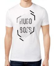 Hugo Boss Men's Premium Designer Graphic Cotton Shirt T-Shirt 50312850 image 4