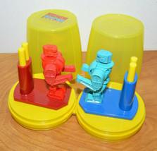 Rock'em Sock'em Robots Travel Game CAR-GO Fun Classic Game Family Game Night - $16.45