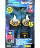 Star Trek Communicator Walkie Talkie Set - $29.21