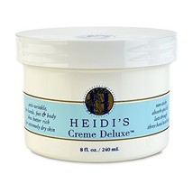 HEIDI'S Creme Deluxe Anti Wrinkle Hand Treatment Creme, 8 Ounce - $45.91