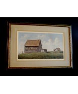 Jim Harrison RURAL AMERICANA Print RARE LE Signed Numbered Mail Pouch To... - $320.00