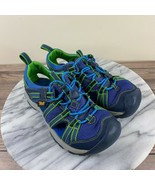 Teva Manatee Blue Green Closed Toe Water Sandal Kids Size 12 - $24.95