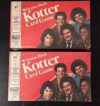Welcome Back Kotter Card Game by Milton Bradley 1976 right - $27.76