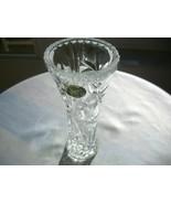 Lenox Lead Crystal Bud Vase American Made - $9.90