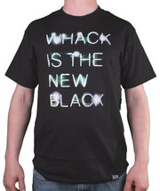 Dissizit Slick Compton USA LA Whack Is The New Black Mens Graphic T-Shirt NWT