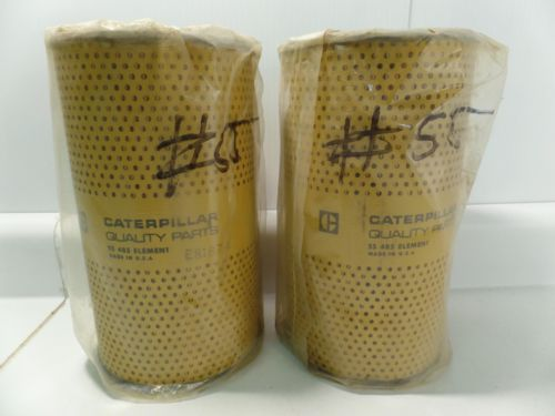 Primary image for Caterpillar E8187A Air Filter 55 485 Element Heavy Equipment Part New NOS Lot 2