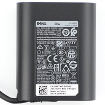 New Original Dell 30W USB-C(Type C) AC Adapter, Power Supply Charger for... - $41.61