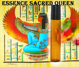 Haunted 27x Essence Of Sacred Queen Beauty Love Youth Oil Magick Witch CASSIA4 - $13.89