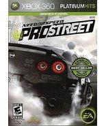 Need for Speed: Prostreet - Xbox 360 [Xbox 360] - $9.89