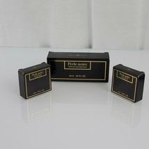 Avon Perle Noir Eau De Toilette Deluxe Petite 4 ml .13 fl oz Parfum 10 ml .33 oz - $39.59