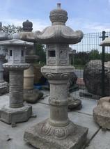 Kasuga Gata Ishidōrō, Japanese Stone Lantern - YO01010203 - $3,913.36
