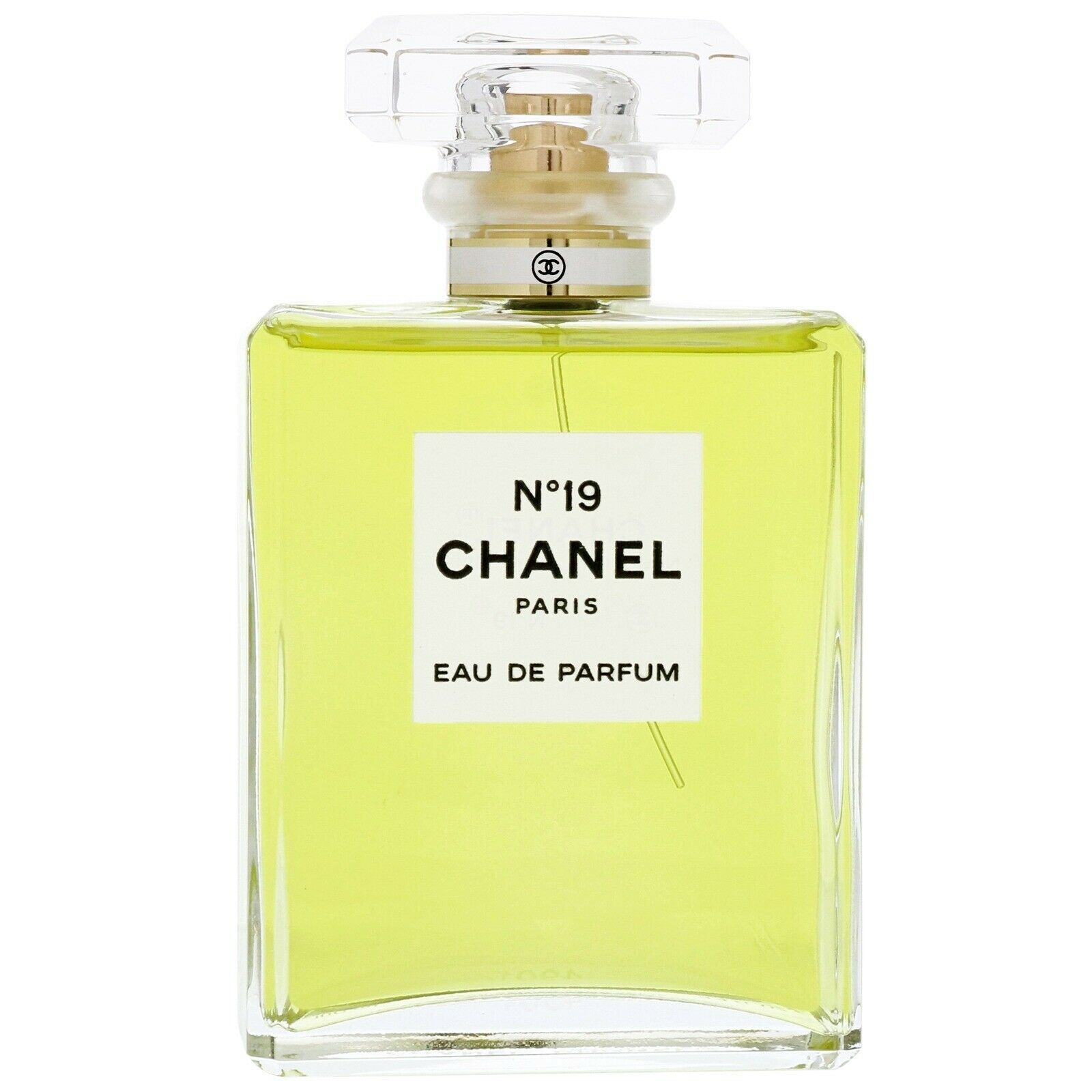 Chanel No.19 Perfume 3.3 Oz Eau De Parfum Spray