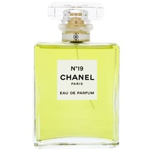 Chanel No.19 Perfume 3.3 Oz Eau De Parfum Spray image 1