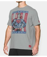 Under Armour Mens UA DC Comics Alter Ego Retro Superman T-Shirt Sizes XL... - $32.27