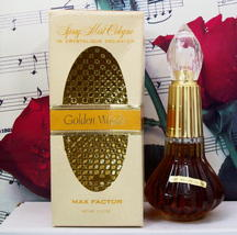 Max Factor Golden Woods Spray Mist Cologne 2.5 FL. OZ.  - $189.99