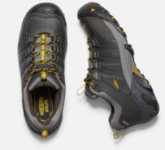 Keen Boulder Bas Taille US 11.5 M (D) Eu 45 Homme Wp Acier Orteil Travail Shoes image 4