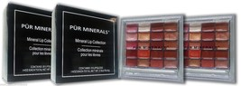 Pur Minerals 20 Lip Gloss Collection with Applicator Wand New Boxed Lot ... - $14.95