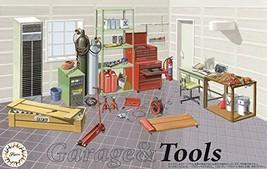 Fujimi model 1/24 Garage & Tools Series No.2 tool Plastic - $31.84