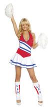 Sexy Cheerleader woman Halloween costume - $25.00