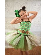 Girl Scout Tutu, Girl Scouts Dress, Girl Scout Pageant Dress, Girl Scout... - $40.00+
