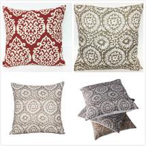 "16"" Vintage Linen Cotton Throw Pillow Case Cushion Cover Home Sofa Decor US New - $6.59"