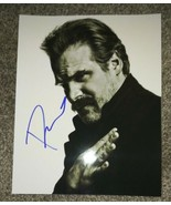 David Harbour Autographed 8x10 Photo COA - $125.00