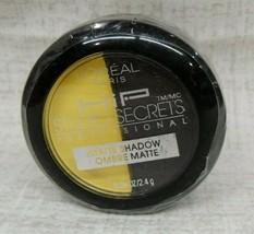 L'Oreal HIP Studio Secrets Professional Metallic Eye Shadow Duo ~907 STR... - $6.71