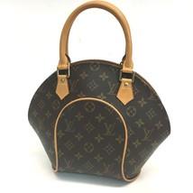 AUTHENTIC LOUIS VUITTON Monogram Ellipse PM Hand Bag M51127 - $710.00