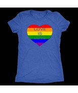 Lesbian Girlfriend Shirt Gay Shirt Gay Pride Shirt LGBT Tshirt Gay Rainb... - $23.99