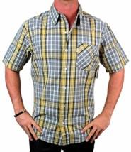 Levi's Men's Cotton Classic Short Sleeve Button Up Dress Shirt 3LMS039CC image 1