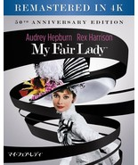 My Fair Lady 4K digital Remastered Japanese dub with sound Japan Blu-ray... - $62.72