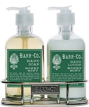 Barr Co Hand & Body Duo with Caddy (Honey Mint) - $41.58