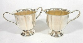 Silver Plate International Sugar and Creamer Set, ca. 1930 - $26.18