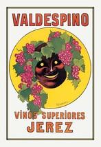 Valdespino - Smiling Mask by Leonetto Cappiello - Art Print - $19.99+