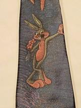 Men's Looney Tunes Bugs Bunny Tie - Vintage, 1992 - $10.36