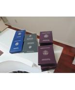 U.S.Mint ,1986 Eagle $1 Silver (6) ,2020 Palladium(2) , BOXES - $49.50