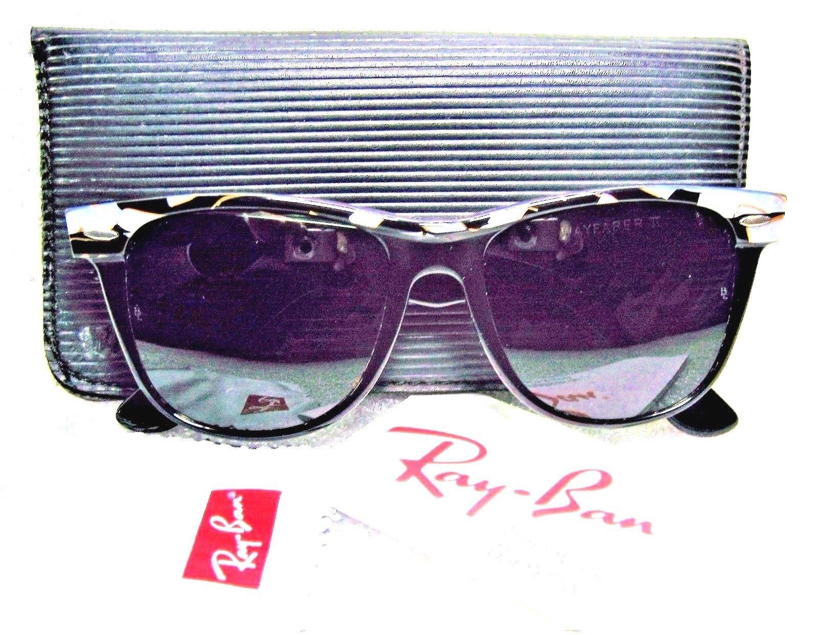 0103e30fb2 S l1600. S l1600. Previous. Ray-Ban USA NOS Vintage B L Wayfarer II W1089  Street Neat Mosaic New Sunglasses
