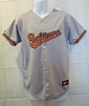 Majestic Vintage Mens Med MLB Wei-Yin Chen Baltimore Orioles Baseball Je... - $68.99