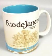 starbucks rio de janiero Brazil mug - $32.32