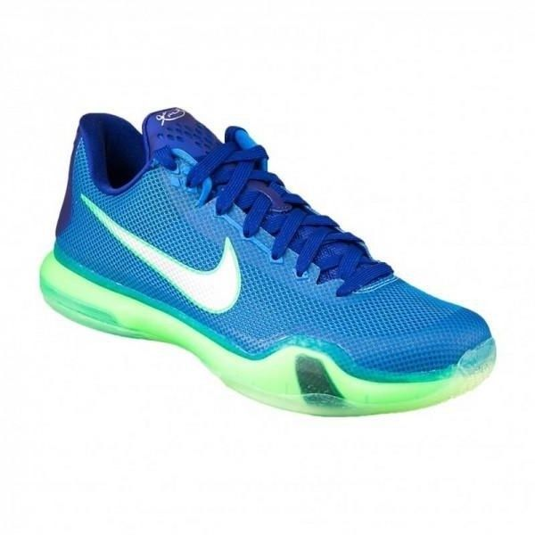 e452f7cc3ad Nike Kobe X Emerald City Sprite Blue Green and 50 similar items
