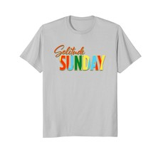 Solitude Sunday Funny T-Shirt - $17.99+