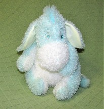 "GUMDROP MINT EEYORE Disney Store Plush Stuffed Animal 11"" Curly Pooh Cha... - $18.70"