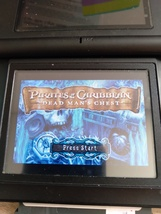 Nintendo Game Boy Advance GBA Pirates Of The Caribbean: Dead Man's Chest image 1