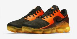NIKE Air Vapormax Men's Shoes Crimson/Black AH9046-800 MSRP $175 sz 12 - $79.97