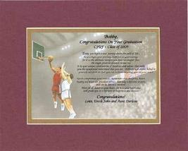 Personalized Touching and Heartfelt Poem for Graduations - Congratulatio... - $22.72