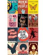 "Women's March 2018 Poster Women's Rights Human Art Print 13x20"" 24x36"" 32x48"" - £8.26 GBP - £151.62 GBP"