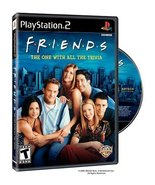 Friends: The One with All the Trivia [video game] - $2.72