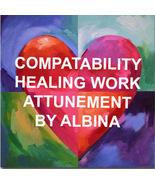 ALBINA'S LOVE COMPATIABILITY HEALING ATTUNEMENT BLESSINGS MAGICK RING PE... - $88.77